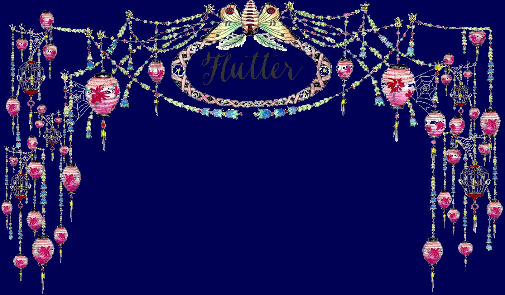 FlutterPDX Logo