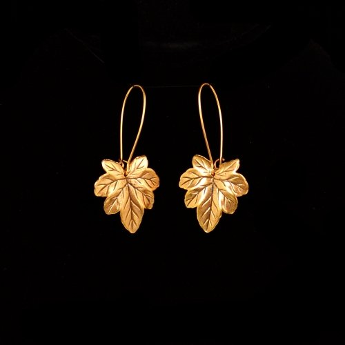 Bronze Eden Earrings