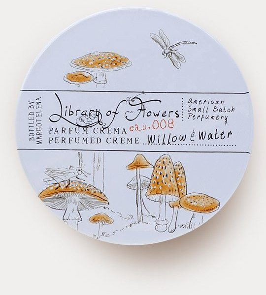 Willow and Water Parfum Crema