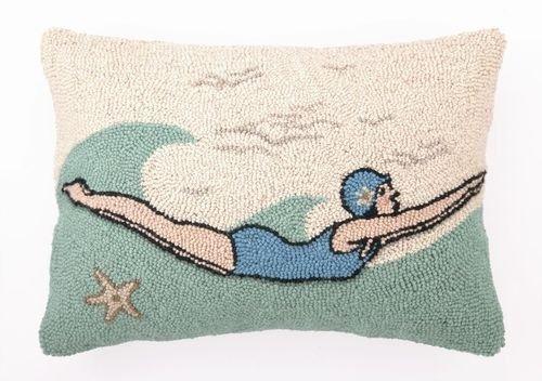 Diver Pillow