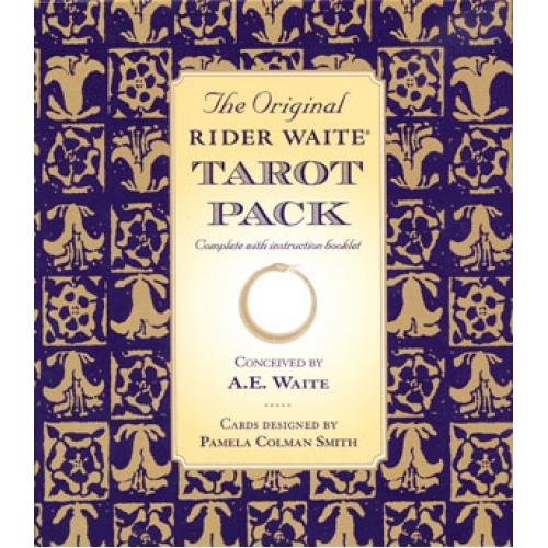 Original Rider-Waite (Colman-Smith) Tarot Set Original Rider-Waite (Colman-Smith) Tarot Set