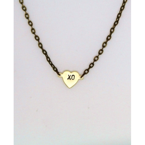 XO Necklace XO Necklace